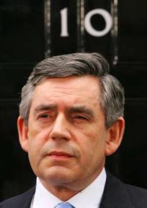 """ר""""מ הממלכה המאוחדת גורדון בראון - שעות אחרונות?"""